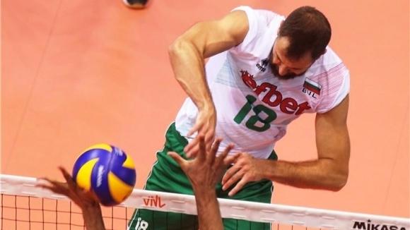 Центърът на националния ни волейболен отбор Николай Николов каза след