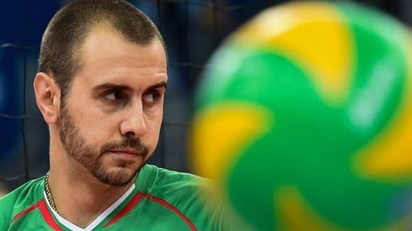 Снимка: Валентин Братоев с емоционално изявление за националния отбор