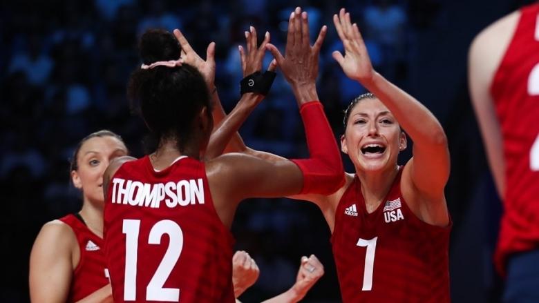 Женският национален отбор на САЩ взе реванш от състава на