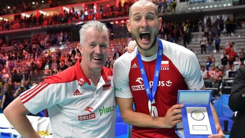 Един от най-опитните и класни играчи на Полша - Бартош