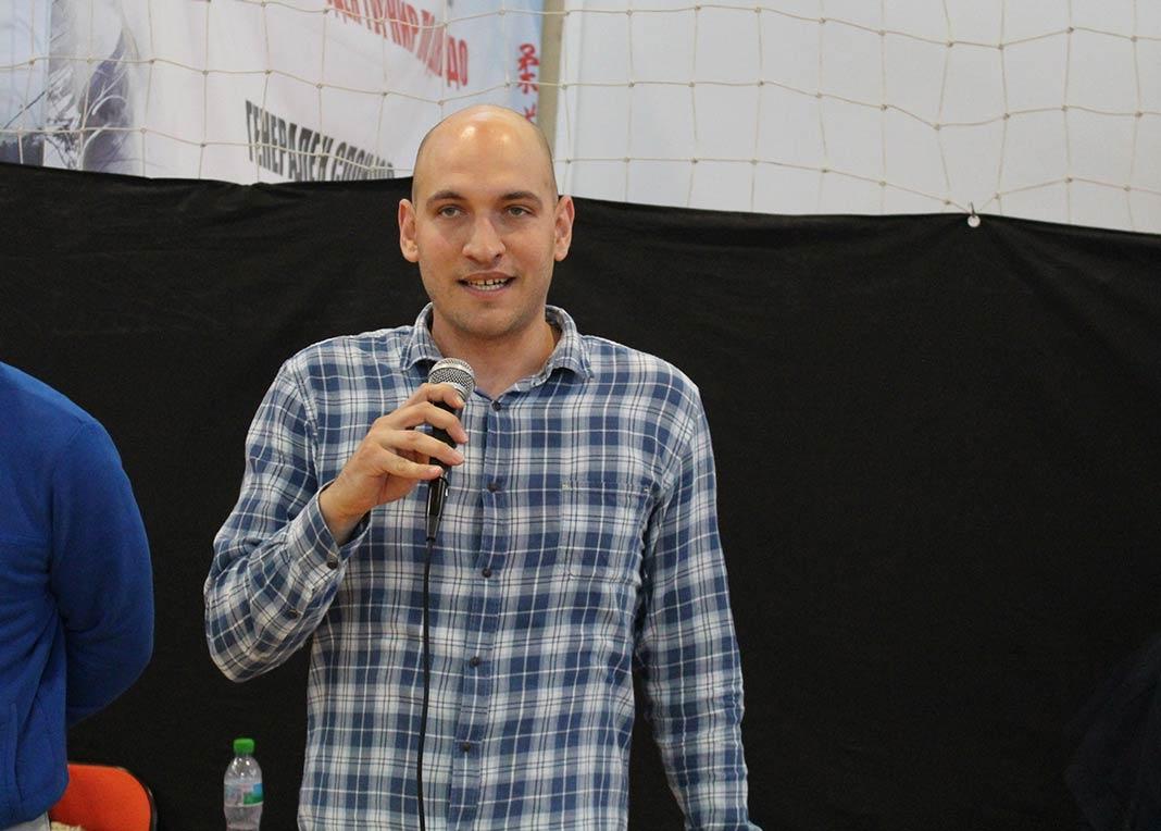Спортният директор на школата на Марица (Пловдив) Владимир Котев даде