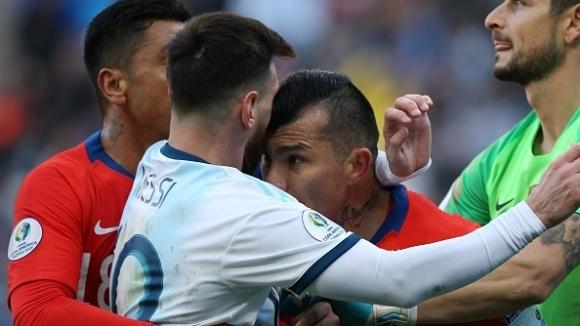 Полузащитникът на националния отбор на Чили Гари Медел смята, че