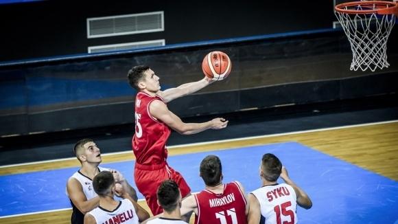 Северна Македония победи националния отбор на България за юноши до
