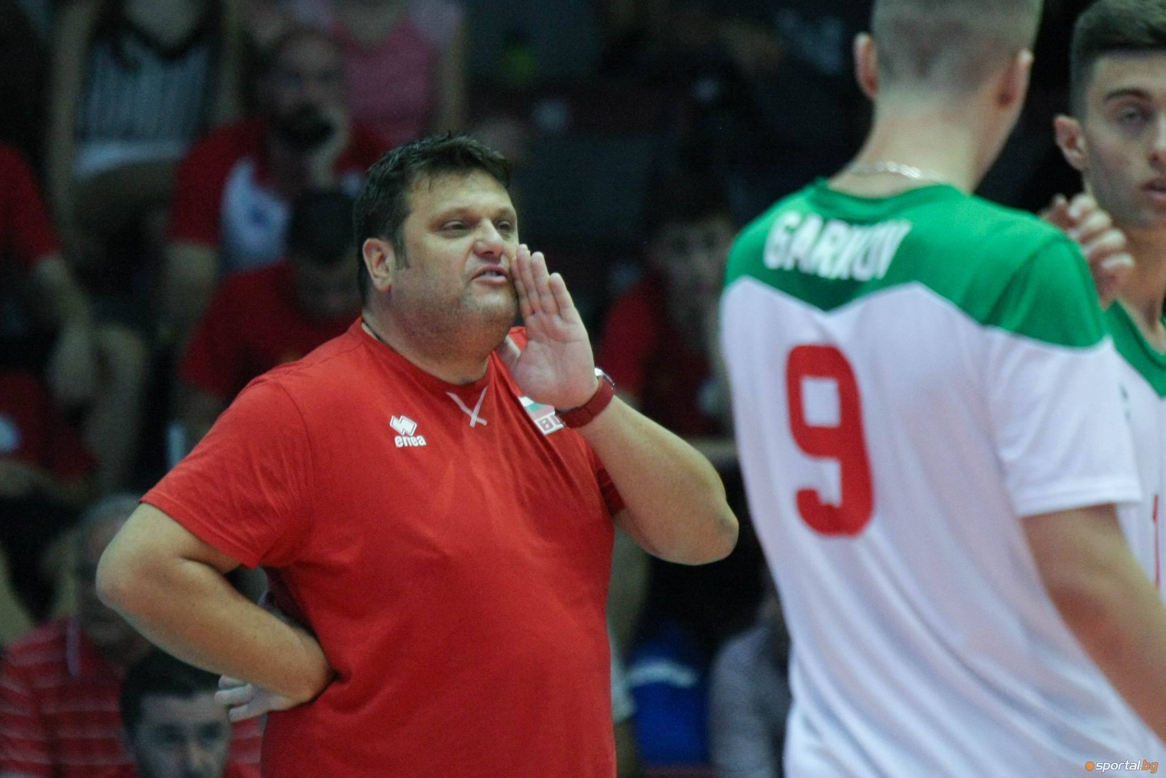 Снимка: Мартин Стоев: Да се надяваме Господ да е българин и на европейското първенство