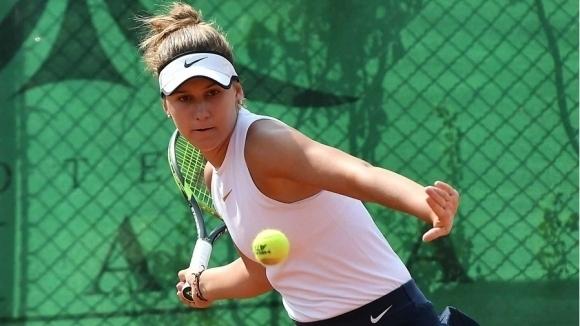 Българката Гергана Топалова отпадна в първия кръг на турнира по