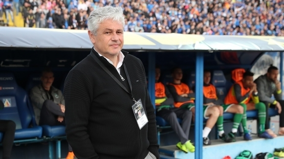 Наставникът на Лудогорец Стойчо Стоев обяви след поражението с 1:2
