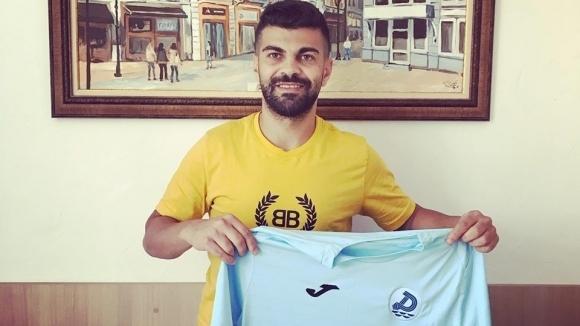 Бившият футболист на Дунав Самир Аяс, който бе част от