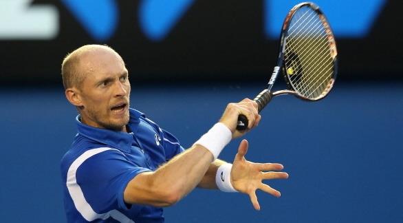 Бившиата руска тенис звезда Николай Давиденко заяви, че Роджър Федерер