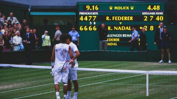 Предстои ни епизод 40 на една от най-великите тенис саги