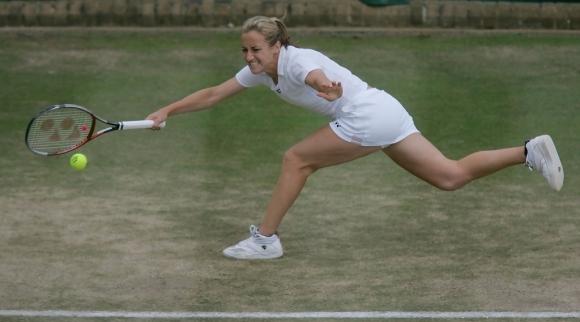 Магдалена Малеева записа първа победа в турнира на легендите на