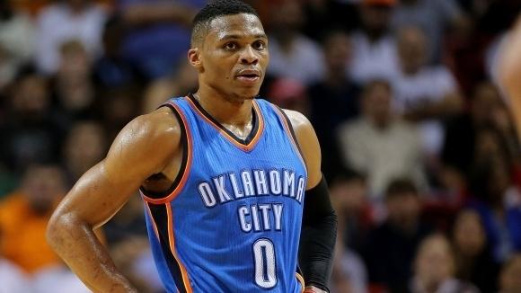 Отборът от Националната баскетболна асоциация Оклахома Сити смени гарда Ръсел