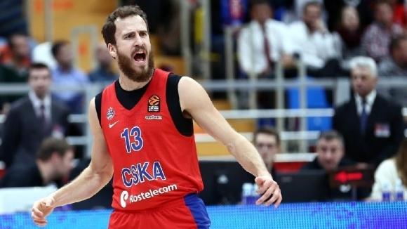Испанският гард Серхио Родригес вече официално не е баскетболист на