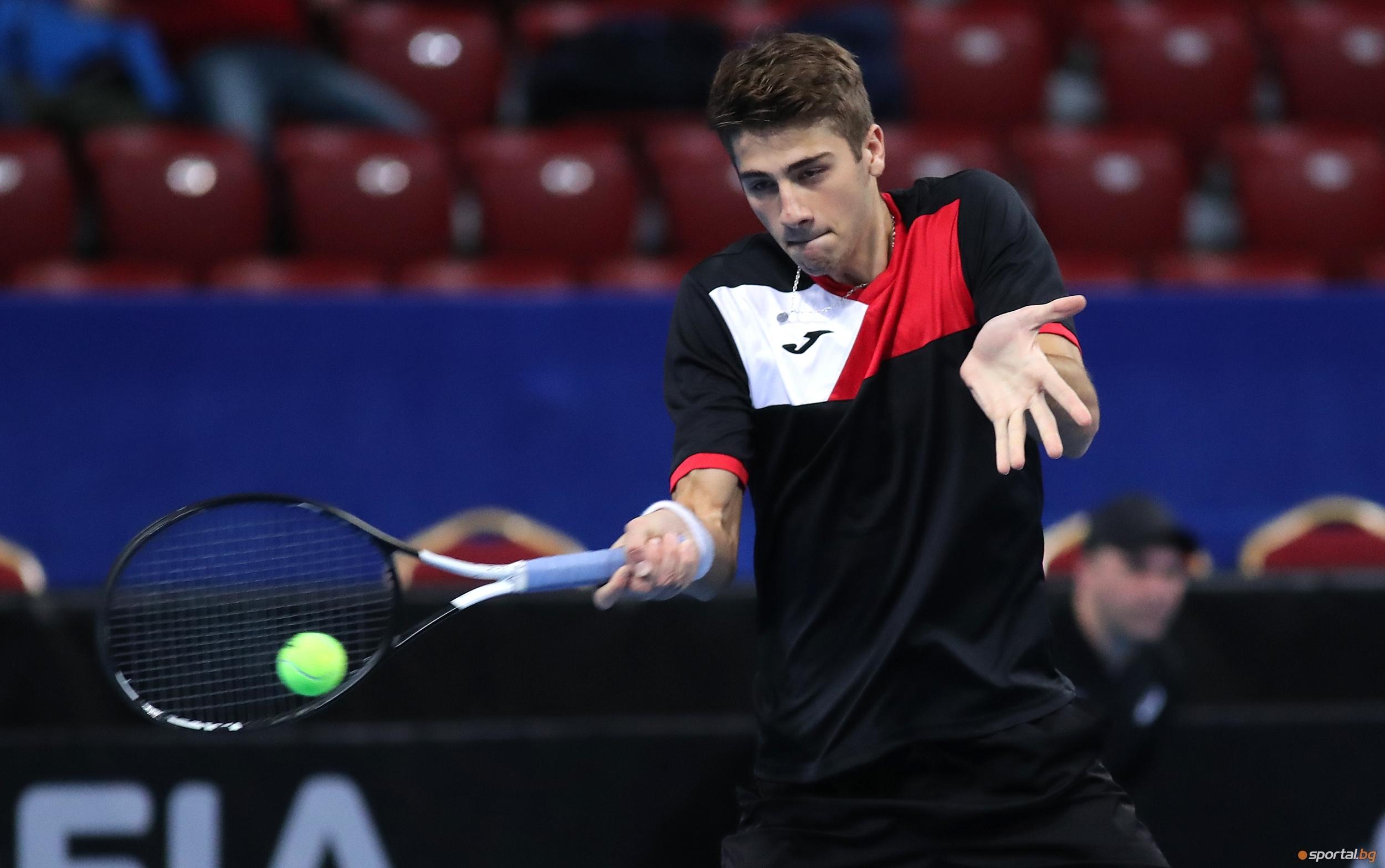 Българският тенисист Александър Донски получи покана и ще участва на