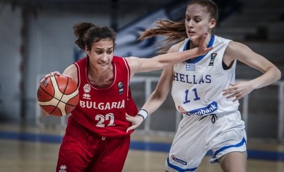 Националният отбор на България по баскетбол за девойки до 18