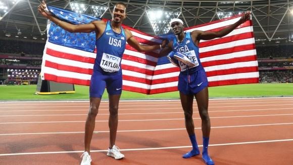 Двукратният олимпийски и трикратен световен шампион в тройния скок на