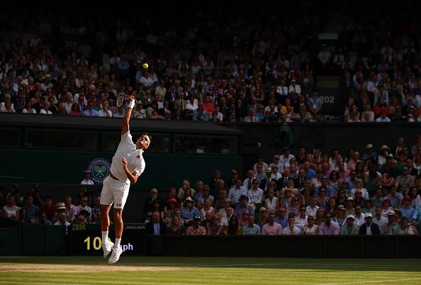 Роджър Федерер записа поредния си рекорд. След победата си със