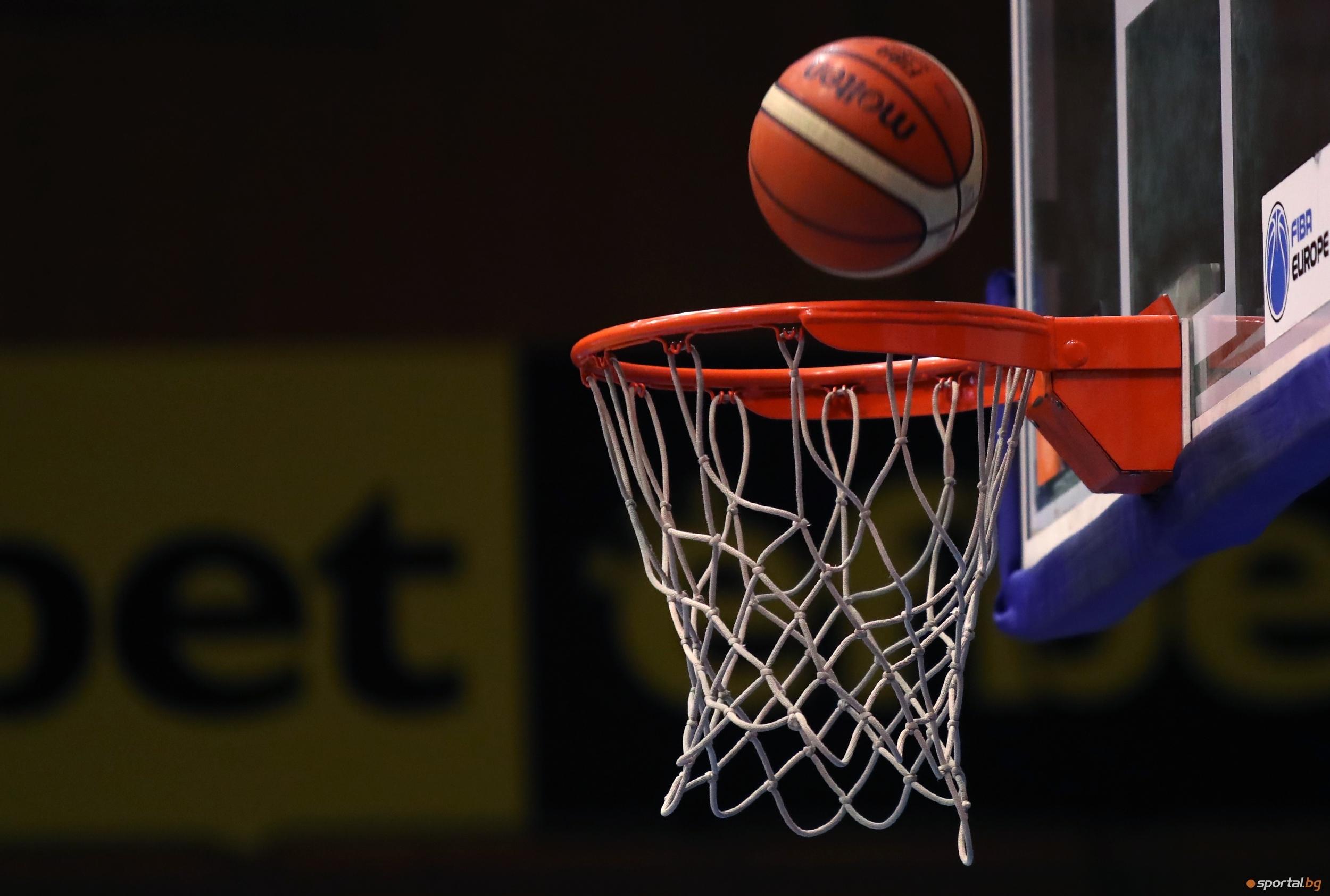 Българският национален отбор по баскетбол за девойки надви Норвегия с