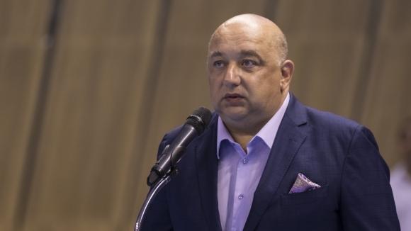 Министърът на младежта и спорта Красен Кралев откри Европейското първенство