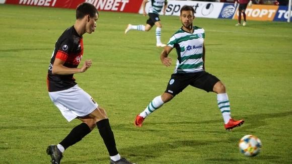 Днешният мач между Черно море и Локомотив (Пловдив) от 1-ия