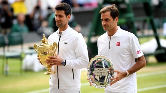 """Носителят на 20 титли от """"Големия шлем"""" Роджър Федерер се"""