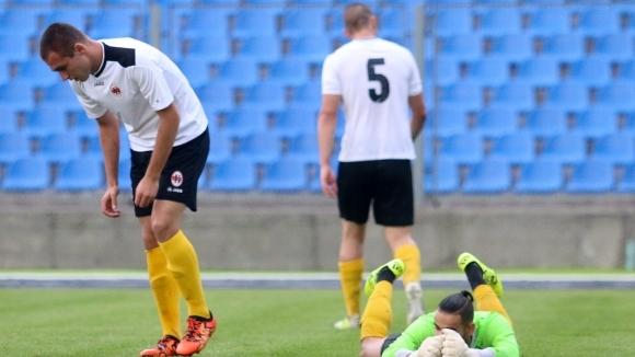 Борислав (Първомай) победи с 3:0 Гигант (Съединение) в контролна среща.