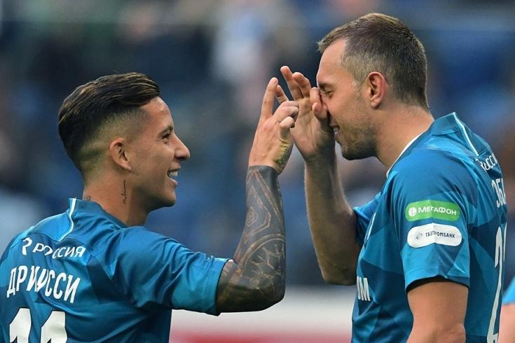Шампионът Зенит започна с победа новия сезон в Премиер лигата