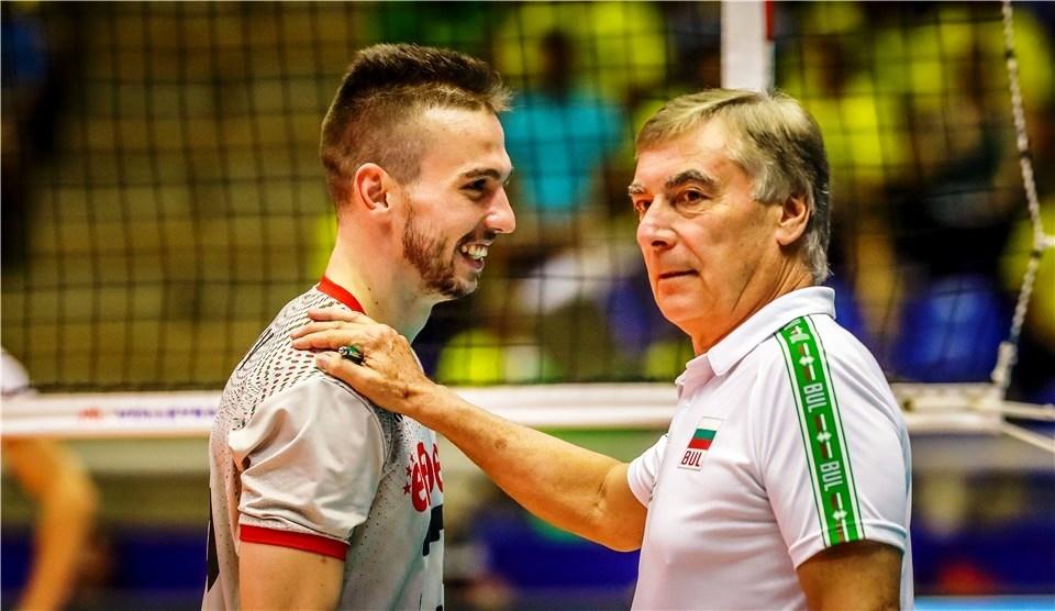 Волейболният ационал Мартин Иванов ще подсили носителя на Купата на