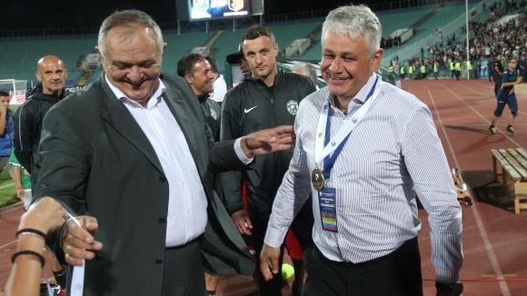Днес старши-треньорът на Лудогорец Стойчо Стоев празнува своя 57-и рожден