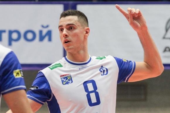Бившият състезател от националния отбор на Русия по волейбол Павел