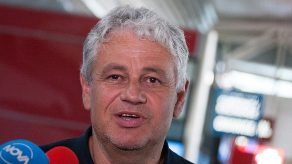 Старши треньорът на Лудогорец Стойчо Стоев опроверга появилите се спекулации