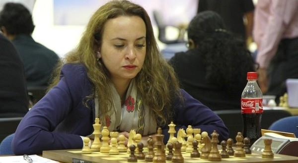 Антоанета Стефанова завърши реми с черните фигури с китайката Гуо
