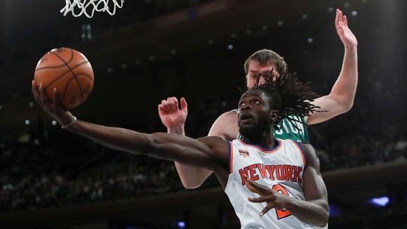 Бившият баскетболист на Реал (Мадрид) и Ню Йорк Никс Морис
