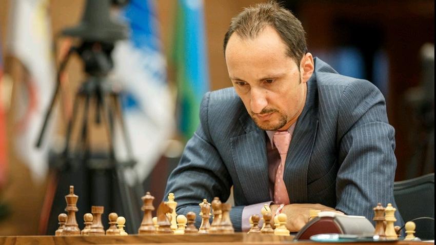 Участието на гросмайстор Веселин Топалов на Гран при турнира по