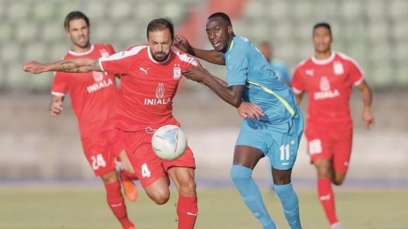 Малтийският Валета достигна до втория квалификационен кръг в Шампионската лига,