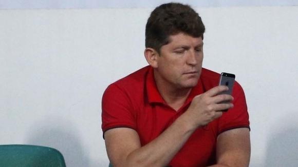 Главният мениджър на ЦСКА-София Стойчо Стоилов обяви, че не е