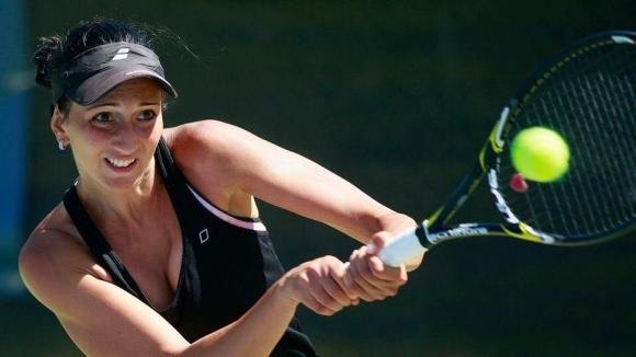 Българката Александрина Найденова се класира за четвъртфиналите на турнира по