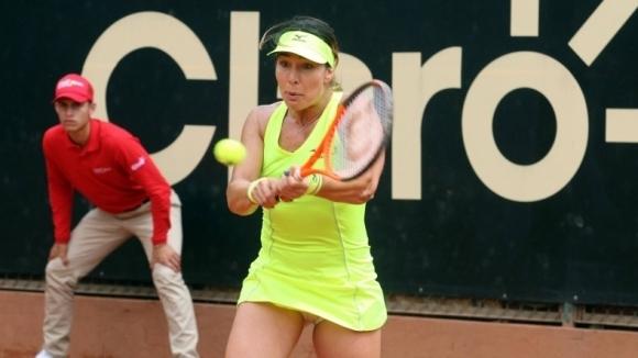 Българката Елица Костова се класира за четвъртфиналите на турнира по