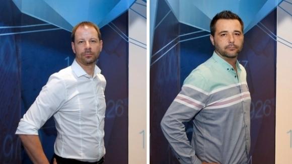 Директорът Йончо Арсов и главният методист доц. Емил Атанасов ще