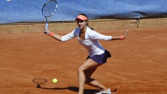 Виктория Томова се класира драматично за полуфиналите на турнира по