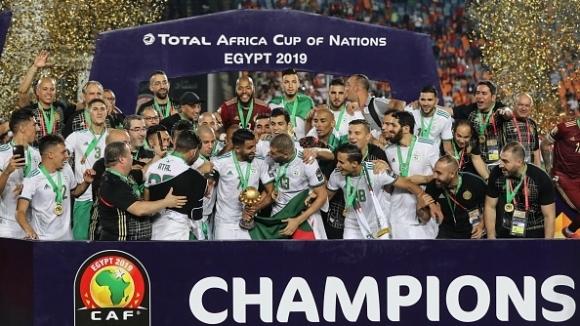 Отборите на Сенегал и Алжир си оспорват трофея в турнира