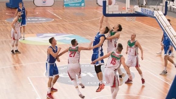 Националният отбор по баскетбол за младежи до 20 години ще