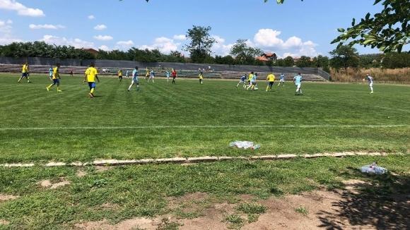 Отборът на Созопол разгроми със 7:1 тима на Несебър в