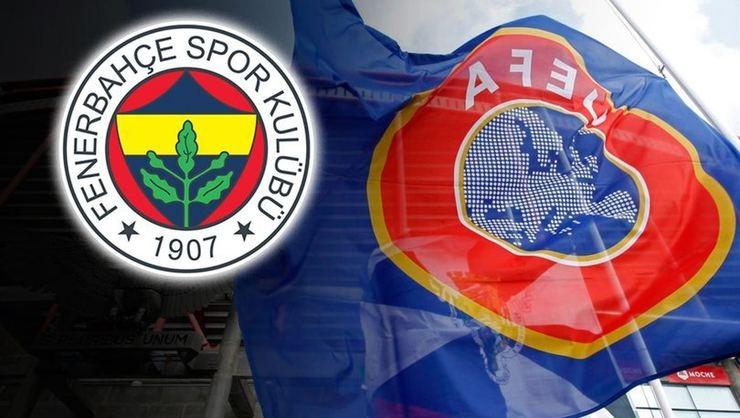 Управителният съвет за финансов контрол на УЕФА установи, че Фенербахче