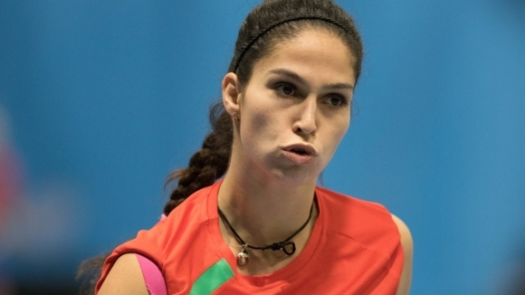 Българката Изабелла Шиникова постигна победа в първия квалификационен кръг на