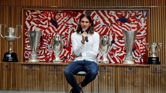 """Дългогодишният ляв защитник на Атлетико Мадрид Филипе Луиш каза """"довиждане"""""""