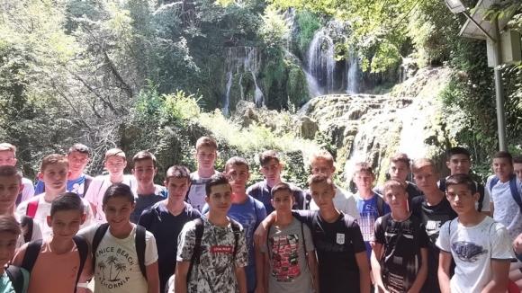 Отборите U17 и U15 на ФК