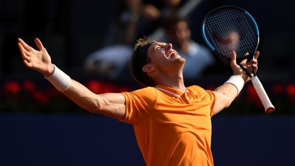Николас Жари спечели турнира по тенис на клей в Бостад