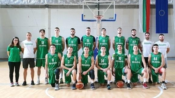 България завоюва петото място на европейското първенство по баскетбол за