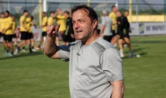 Наставникът на Ботев (Пловдив) Желко Петрович бе много доволен от