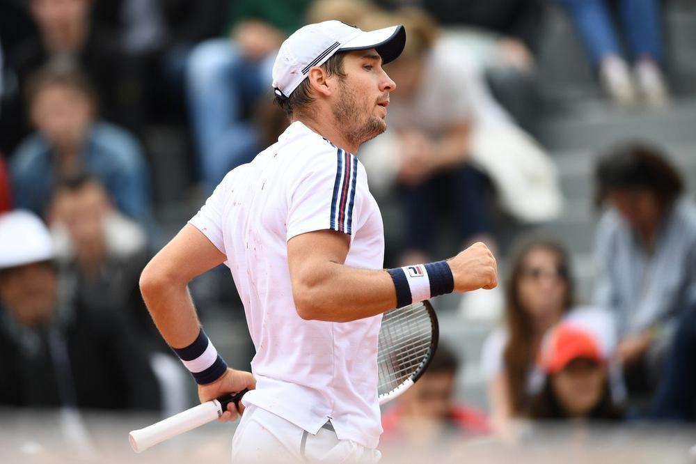Душан Лайович триумфира на турнира по тенис в Умаг, Хърватия